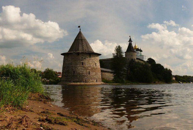 псков Псковский берегphoto preview