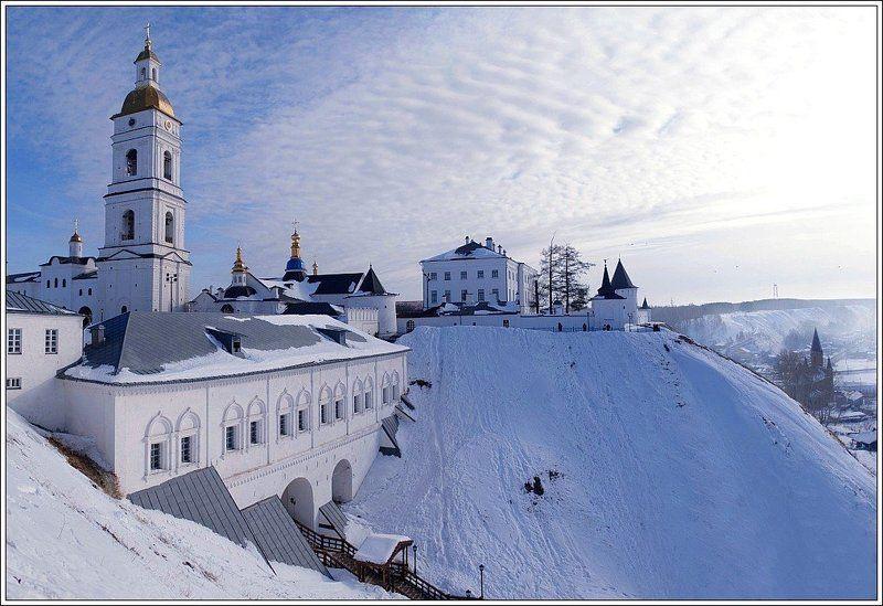 тобольск, сибирь, русский_север, зима Тобольский Кремльphoto preview