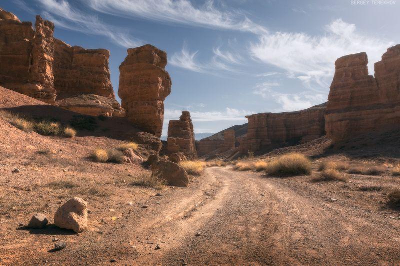 чарын, долина замков, Чарынский каньонphoto preview