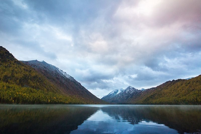 Алтай Мультинское озеро Мультинское озероphoto preview