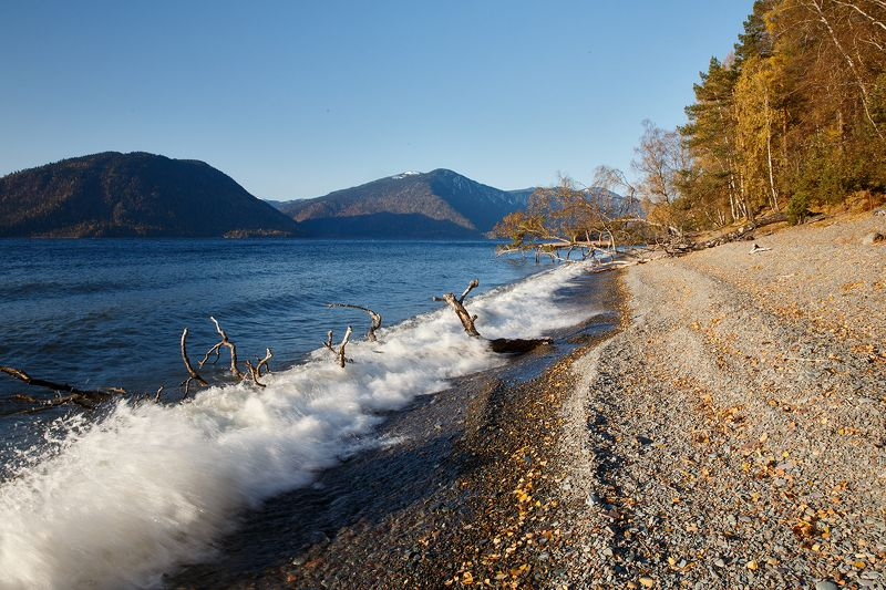 Волна за волной.photo preview