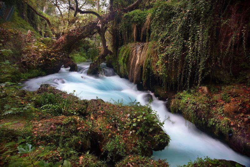 Водопады Анталииphoto preview
