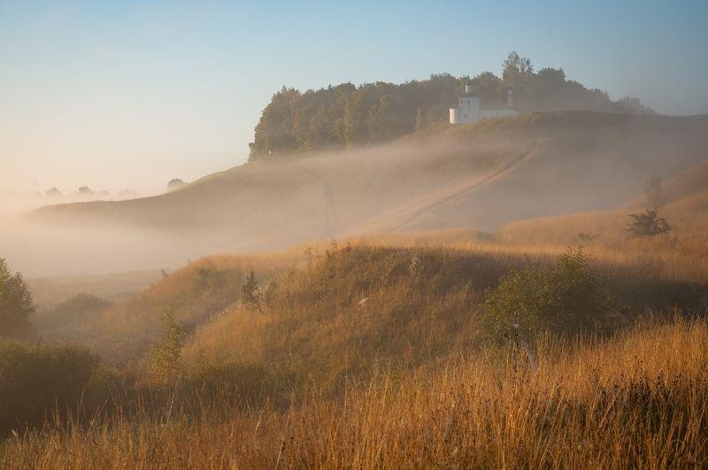 пейзаж, псков Туманы... 2.photo preview