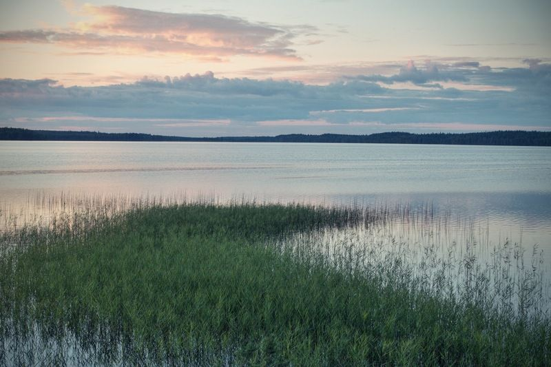 карелия Вечерний бризphoto preview