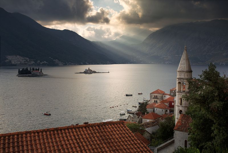 montenegro, bar, nerozya, tivat, budva, черногория, travel, nature, europe, пераст, perast Перастphoto preview