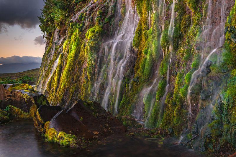 итуруп, сахалинская оласть, водопады Музыка водопадовphoto preview