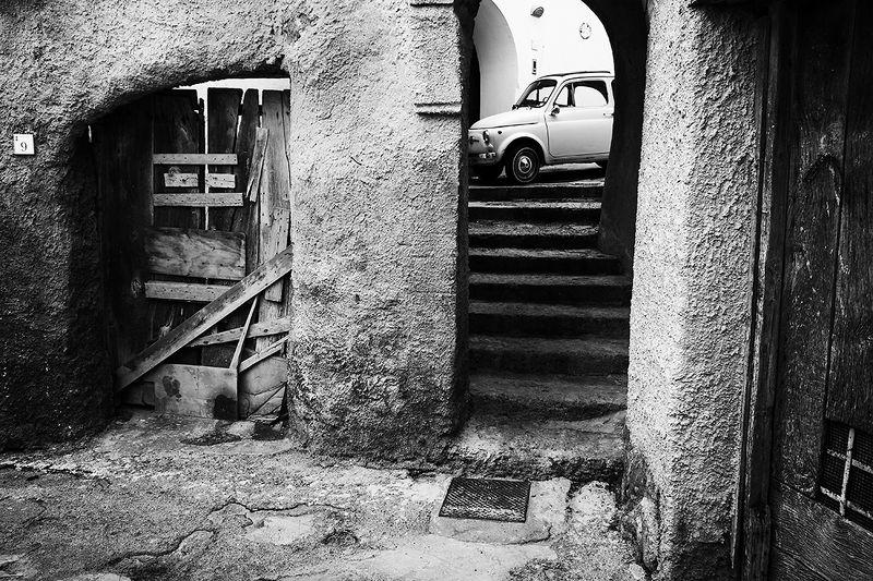 искья италия остров лестница автомобиль феллини Воспоминания о великом итальянском киноphoto preview