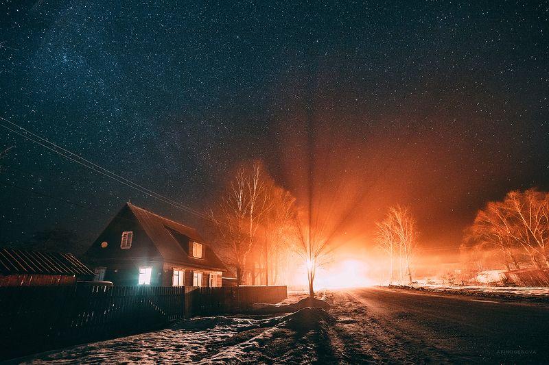 Мартовский туманphoto preview