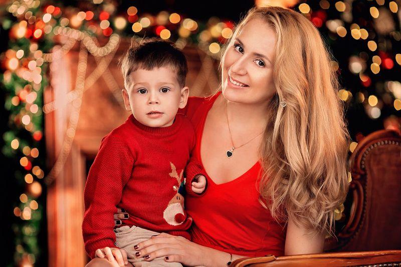 Christmass новый год  family Christmassphoto preview