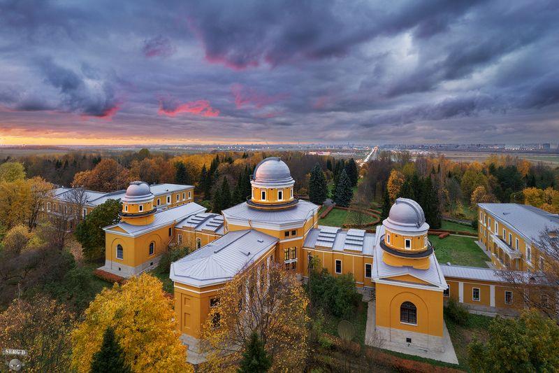 Пулковская астрономическая обсерваторияphoto preview
