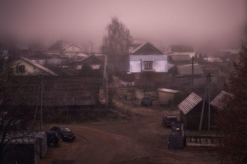 утро туманное.. утро седое..photo preview