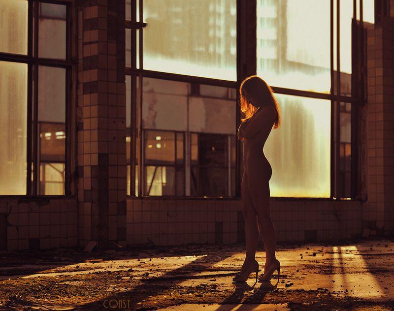 konstantin skomorokh, константин скоморох, kiev, киев, severodonetsk, северодонецк, ню, art nude, fine art, Urban geometryphoto preview