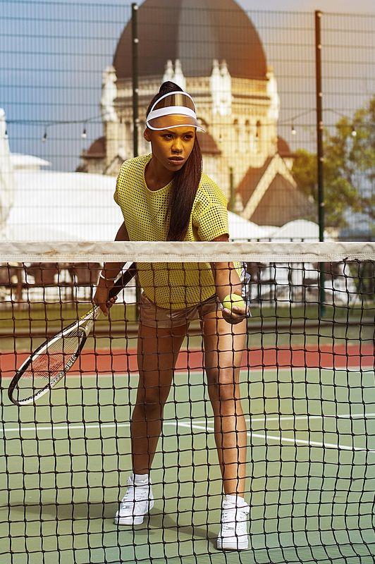 теннис девушка спорт *photo preview