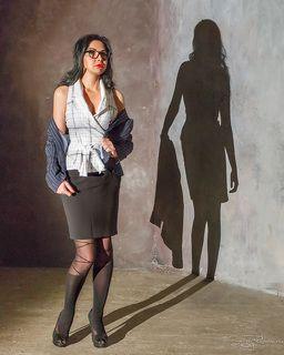 Диалог с тенью
