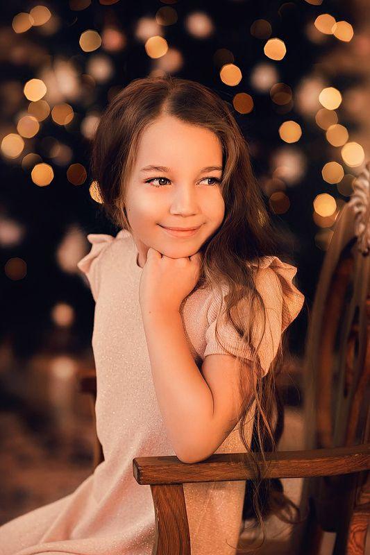 Christmass новый год девочка студия Christmassphoto preview