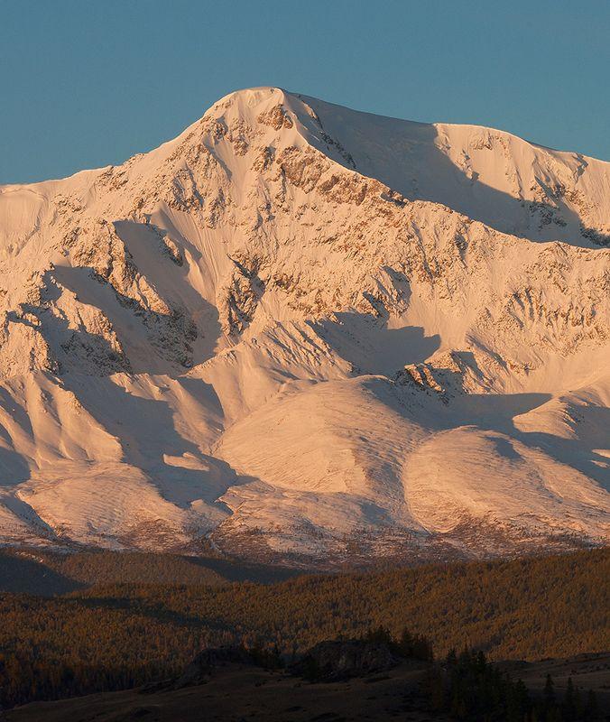 вершина Куркурек (3930м) photo preview