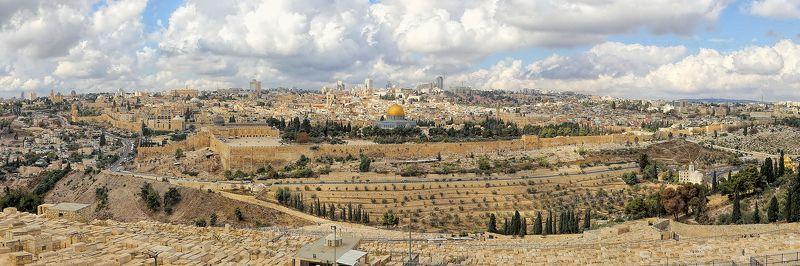 иерусалим Под небом голубым есть город золотой...photo preview