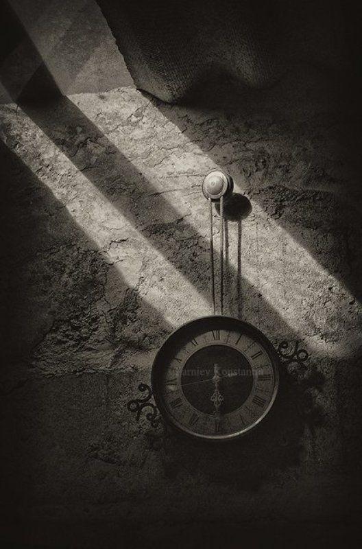 часы, жанр, время, ч/б, сепия, \