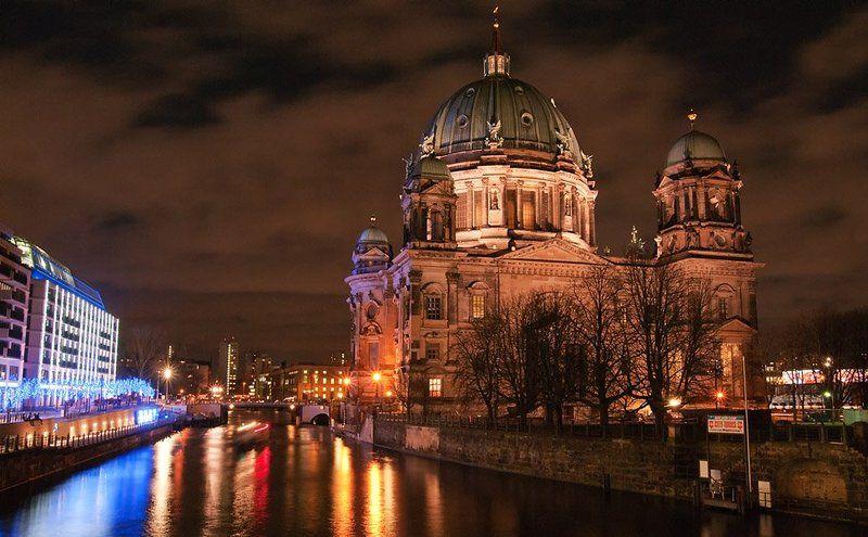 остров, музеев, берлин ***photo preview