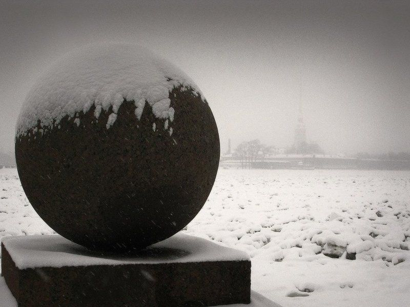 Зимняя Неваphoto preview