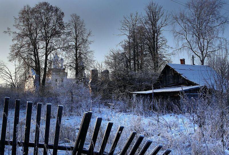 А в Дунилово пришла зима ...photo preview