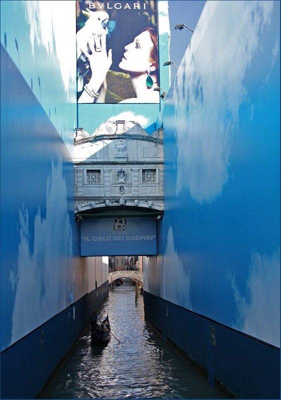 мост, вздохов, реставрация, венеция, италия Мост вздоховphoto preview