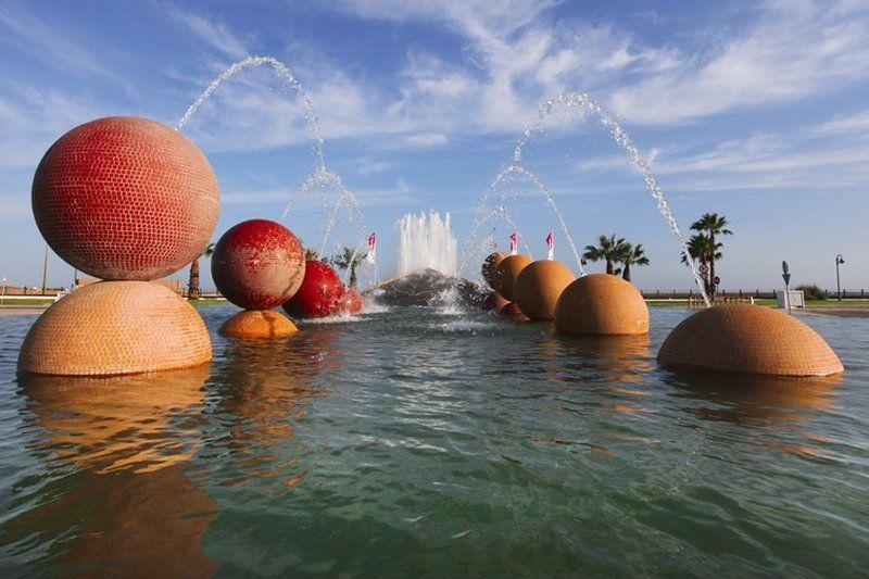 фонтан, вода, португалия Авангард в Фонтанеphoto preview