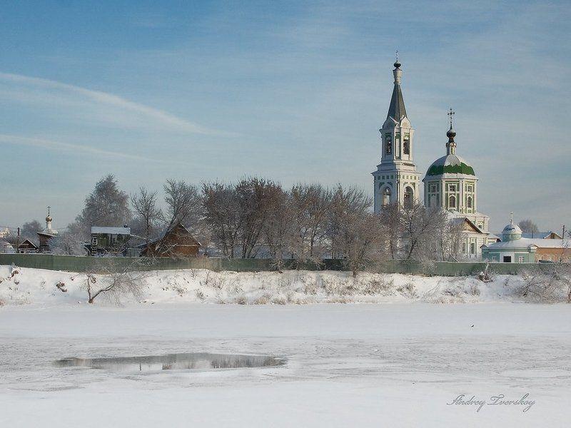 храм, город Монастырь.photo preview
