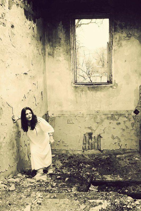 страх перед лицом безумия..photo preview