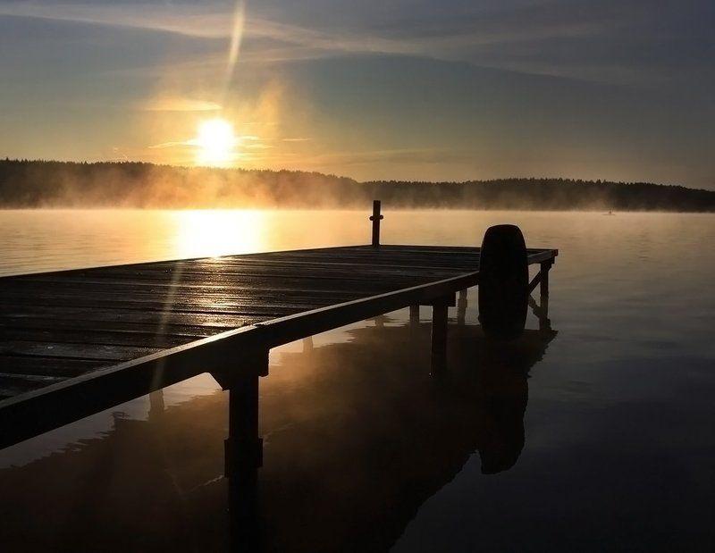 Утро в Осташковоphoto preview