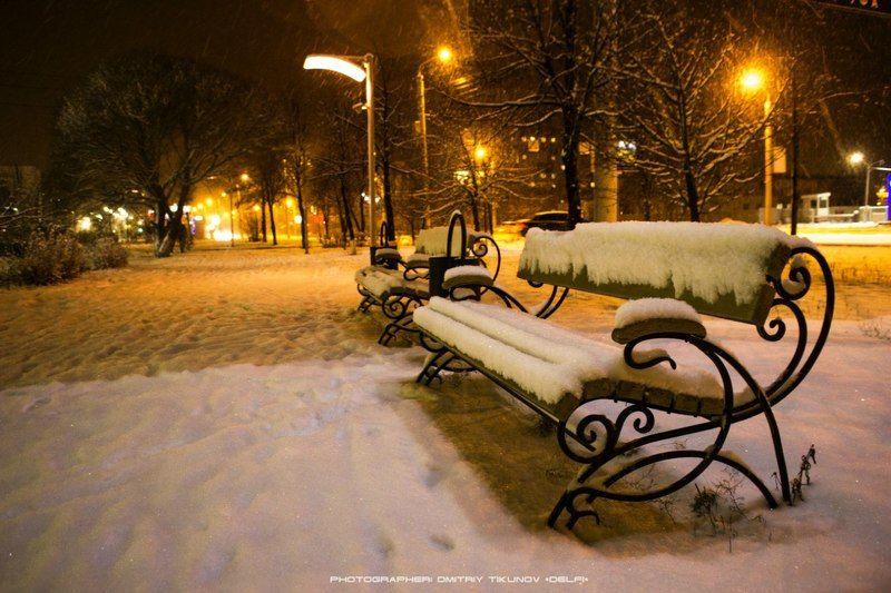 Зимнее одиночествоphoto preview