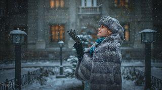 Петербурженка