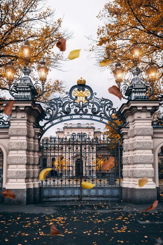 #спб #питер #осень #autumn #city Дворец великого князя Алексея Александровича («Дом музыки», «Алексеевский дворец»)photo preview