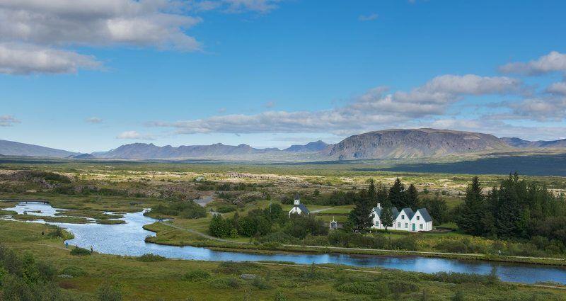 Thingvellir National Park, Iceland Thingvellir National Parkphoto preview