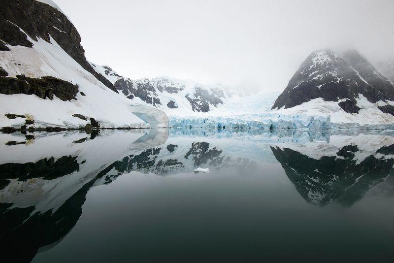 антарктида, экспедиция, яхта Отраженияphoto preview