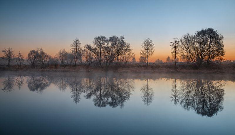 Холодное утро ноябряphoto preview