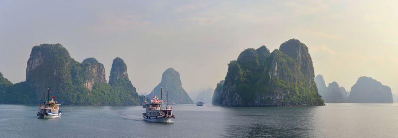 путешествия, природа, море, вьетнам, бухта, халонг, ha long Бухта Халонгphoto preview