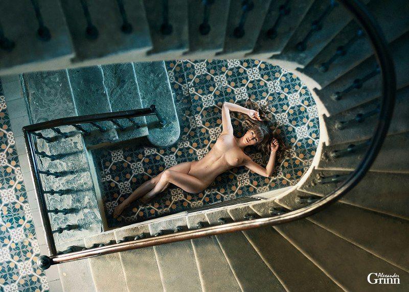 Alexander grinn, odessa, фотограф ню, model nude, photography, Grinn ****photo preview