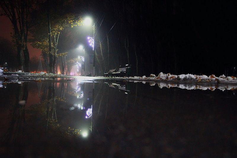 Вечерний парк.photo preview
