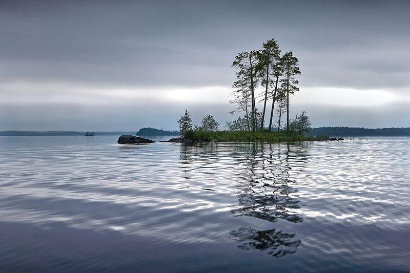 карелия, озеро, кереть, белые, ночи, d80 Белые ночи на озере Керетьphoto preview