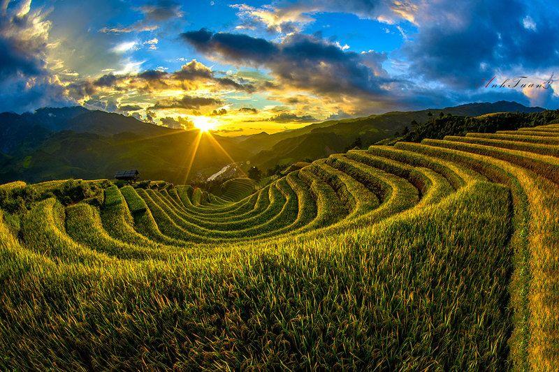 Sunset Sang Nhuphoto preview