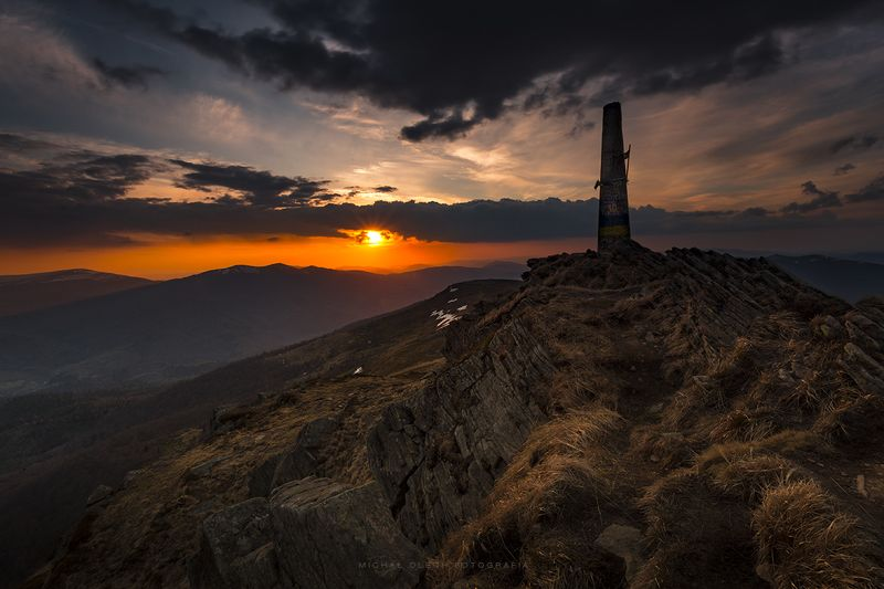 Carpathians, Ukraine, mountains, peak, sunset, пікуй, карпати Pikuyphoto preview