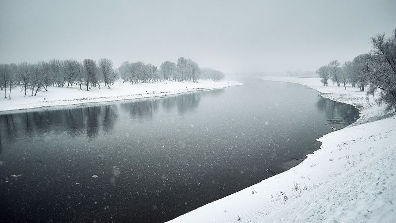 The Dnieper River (Βορυσθένης)photo preview