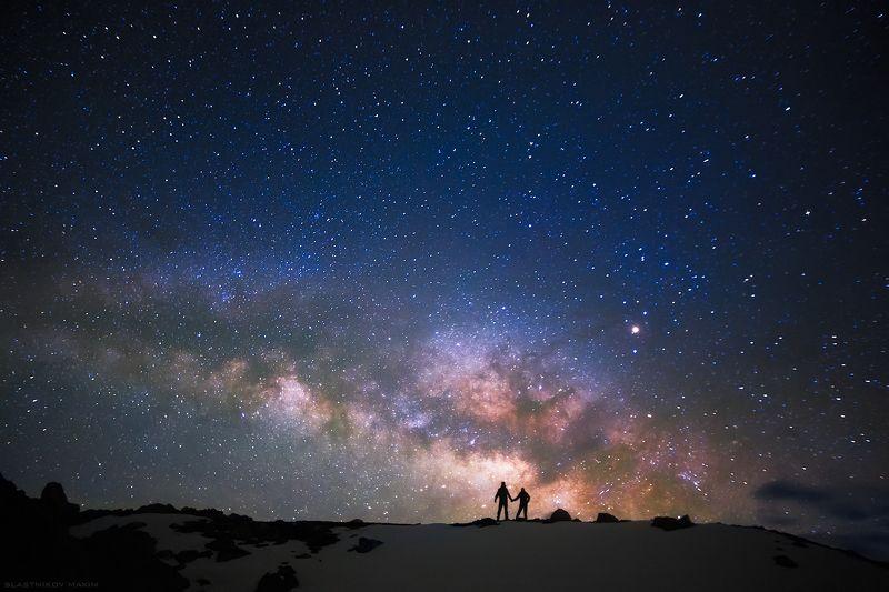 непал, гокио, горы, высота, путешествия, гималаи, снег, пик, звезды, вселенная, галактика, тишина, свет, ночь, тьма, nepal, gokyo, travel, sky, trekking, travel, night, nightphotography, snow, galaxy, stars, milky way, scenic, outdoor To The Starsphoto preview