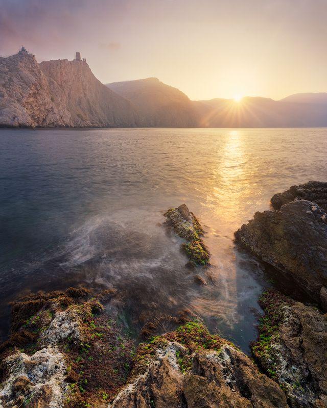 Рассвет на балаклавском мысеphoto preview