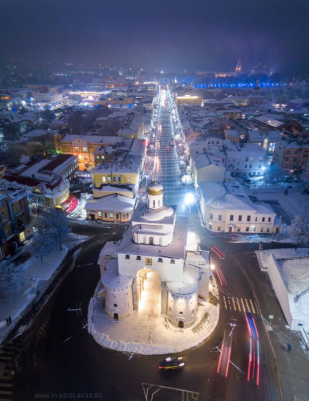 Вечерний Владимирphoto preview