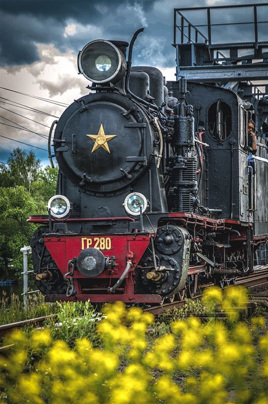 паровоз,природа,гр-280,путешествия,стрит,поезд, Гр-280photo preview
