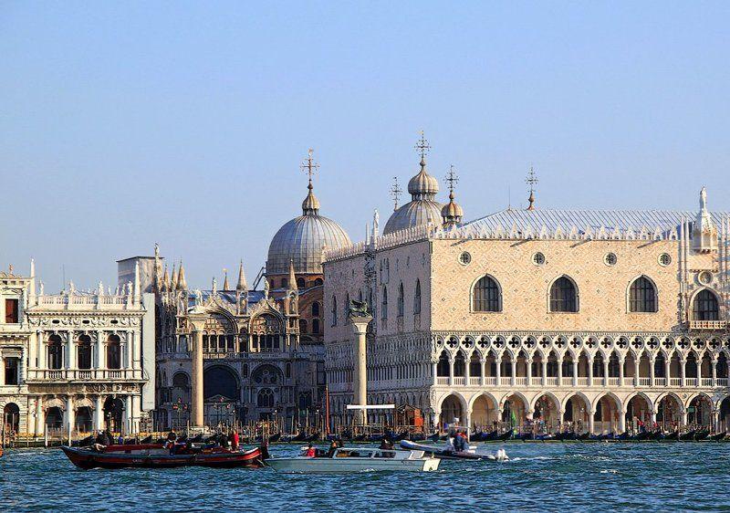 ворота, венеция, италия Ворота Венецииphoto preview