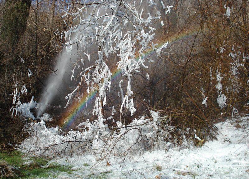 природа, крым, радуга, зима Крымская зима :)photo preview