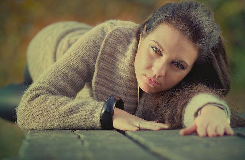 portrait, woman Иринаphoto preview